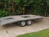 Inchiriez platforma auto 2.700 kg