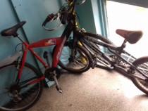 Biciclete DHS și bicicletă JUMPER BMX