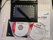 """Tableta grafica Genius G-Pen F350 3""""x 5"""" Ultra Slim - poze"""