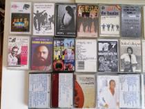 Casete audio colecție