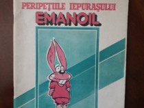 Peripetiile iepurasului Emanoil - Dorin Bujdei / R7P2S