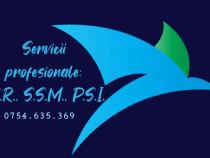 Servicii H.R., S.S.M., P.S.I.
