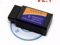 Interfata/Diagnoza auto bluetooth OBD2 ELM V2.1