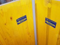 Profil triunghiular/ sipca triunghiulara din PVC pentru cofr