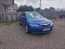 Dezmembrez Mazda 6 sedan 2.0 d ,100kw>136cp , an 2005