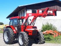 Tractor Case IH Maxxum 5120 cu incarcator, cutie mecanica