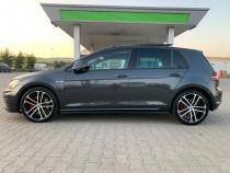 VW Golf 7 GTD 2,0 tdi 184cp,euro 6,xenon,led,trapa,navi