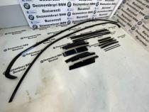 Ornamente exterioare,trim negru lucios shadow line BMW E91