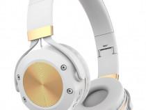 Casti wireless MRG M624, On Ear, Cu bluetooth, Alb C626