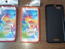 Husa silicon Samsung S5 mini si Allview P9 Energy Mini Sunt