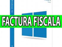 Licenta windows 10 home - factura fiscala, legal!