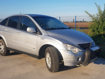 Piese Ssangyong Actyon din 2007, motor 2.0 Xdi, tip 664.951