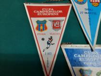 LOT 4 FANIOANE STEAUA CUPA CAMPIONILOR EUROPENI*1985