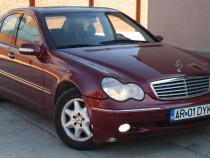 Mercedes C220 Elegance - an 2001, 2.2 Cdi (Diesel)