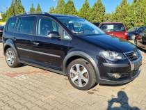 VW Touran 1.4 Benzina 140 Cp 2007