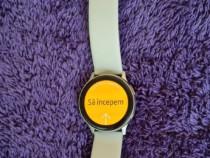 Samsung Galaxy Watch Active 2 Argintiu, 40mm Stare Perfecta