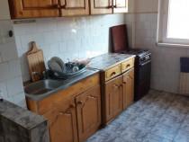 Mobila, bucatarie, sufragerie, dormitor,aragaz,frigider