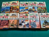 Lot 70 cărți colecția war/ diferite titluri/ anii 1990-1995