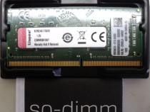 Memorie Ram Laptop Kingston DDR4 8Gb (1x8Gb) 2400Mhz KVR24S1