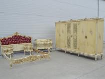 Dormitor baroc venetian