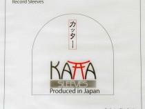 Set 100 Folii interioare LP / Vinil INNER SLEEVES (JAPAN)