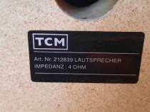 TCM boxe germane 2 cai bass reflex de raft noi 200 lei