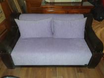 Canapea din stofă