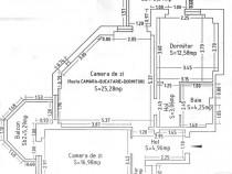 Apartament 3 camere - Bd.Tomis - City Park