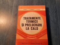 Tratamente termice si prelucrarea la cald A. Munteanu