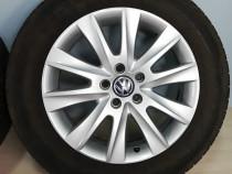 Roti/Jante VW 5x112, 235/55 R17, Tiguan (5N), Passat, T-Cros