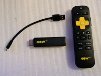 Media player HDMI NOW TV Smart Stick with HD & Voice Search