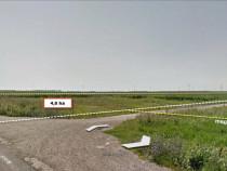 Belciugatele DN3 - 4,6 ha teren intravilan industrial