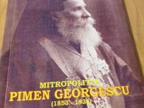 Mitropolitul Pimen Georgescu (cu autografele autorilor)