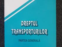 Dreptul transporturilor. partea generala - capatana, stancu