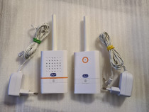 Monitor audio digital pentru bebeluși Chicco Classic Audio