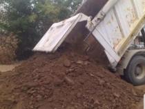 Preiau pamant de umplutura in Clinceni, Ilfov