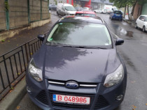 Ford focus 3 2.0 163cp Powershift Parktronic City collision