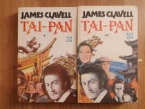 TAI-PAN - James Clavell (2 volume)