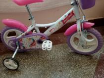 "Bicicleta pt copii 12 "",4-5 ani"