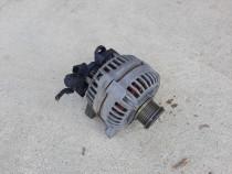 Alternator 1.6 hdi, Citroen C4, 2007, 9646321880