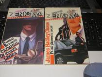 Lot 2 Carti de actiune Colectia Enigma Serie Noua 1994