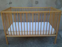 Patut pentru bebelusi - copii 60*120 cm