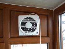 Decupare Panel Placă Weiss pentru Ventilator