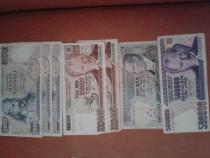Lot bancnote