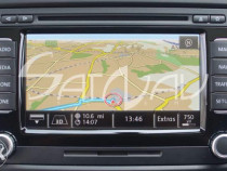 Harti 2020 Navigatie Volkwagen RNS 510, RNS 810 Skoda