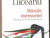 Ranile Memoriei -Aurora Liiceanu