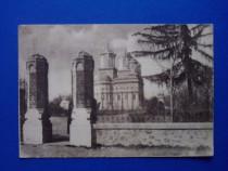 Carte postala Manastirea Curtea de Arges