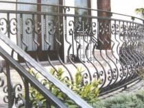 elemente c si s pentru porti, garduri, balcoane, balustrade