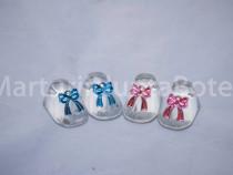 Marturii botez botosi cristal marturie sticla botosei