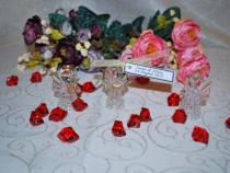 Marturii nunta/botez Inger cristal marturie ingeras sticla